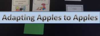 Adapting Apples
