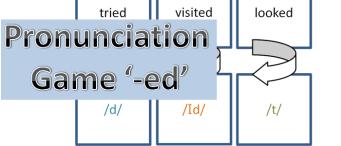 Pronunciation ed fp2