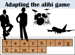 teaching games - alibi cover 2